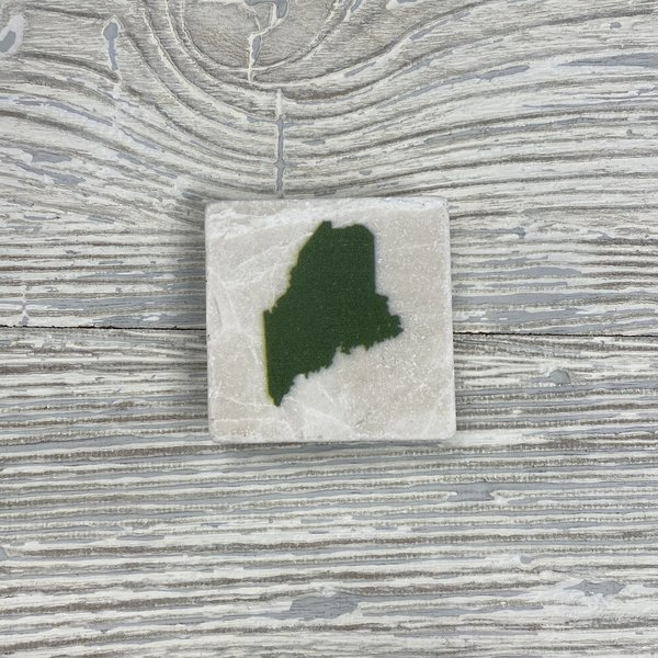 Paint The Town MM76-Magnet-Shape Of Maine