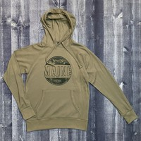 MV Carson Burnout thermal Hoodie