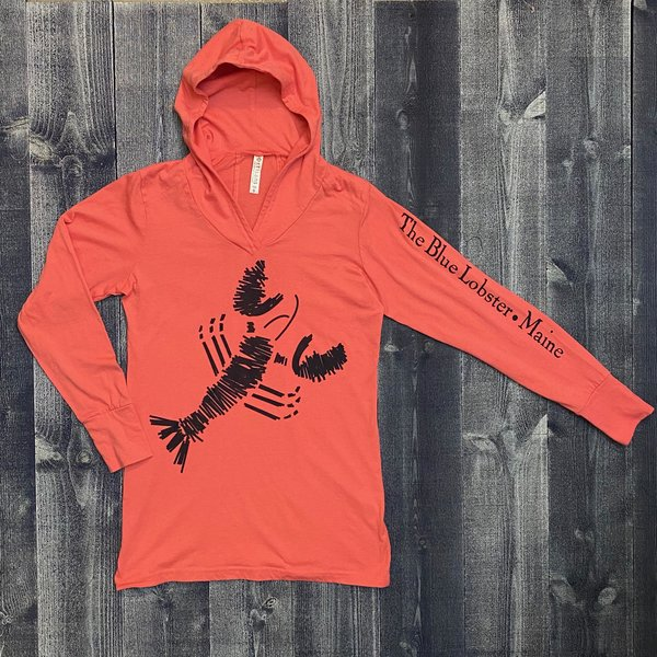 Artisans The Blue Lobster Maddie Hooded Tunic