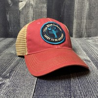 Legacy The Blue Lobster Old Favorite Baseball Hat- 4 COLORS!