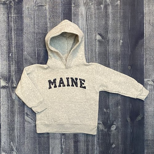 Teemax Maine Youth Sweatshirt