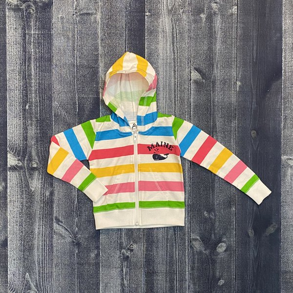 Avalon Apparel Rainbow Toddler Hoodie