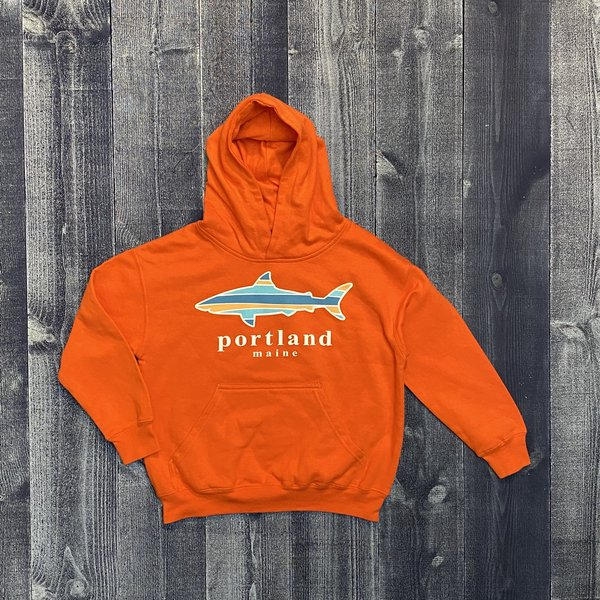 Out of Hand Graphics Youth Shark Hoodie