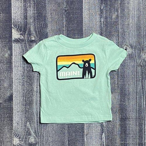 Bumwraps Sunset Bear Toddler T-shirt
