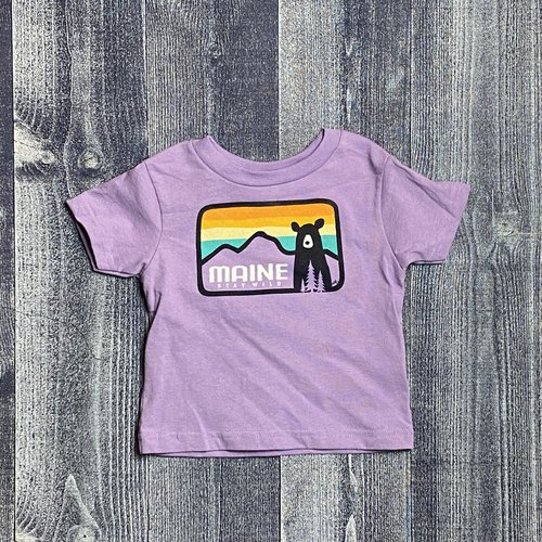 Bumwraps Sunset Bear Toddler T-shirt
