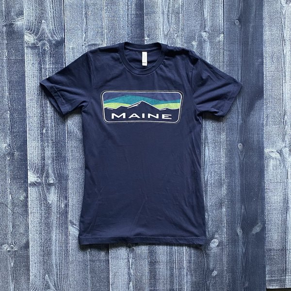 Bumwraps Mountain Candy Stripe T-shirt
