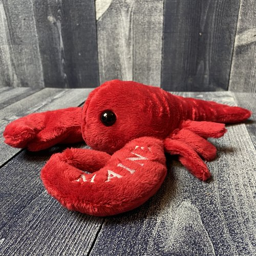 "Wishpets 12"" Maine Red Lobster"