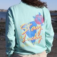 MV Stay Lucky Crewneck Sweatshirt