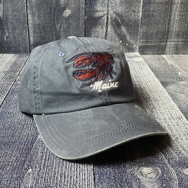 AHEAD Lobster Patch Hat-Maine