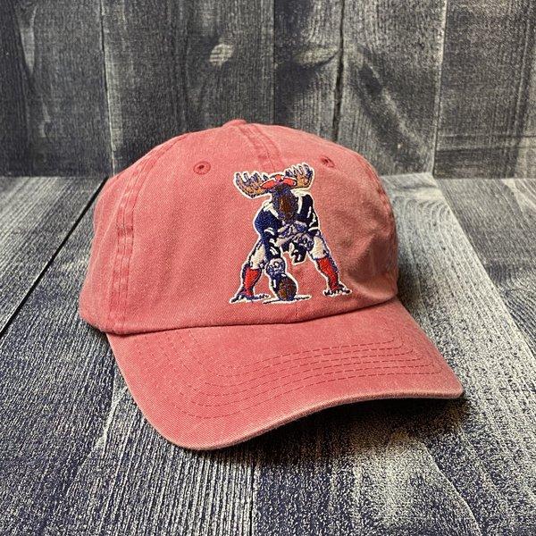 Woods & Sea Minute Moose Hat-Red