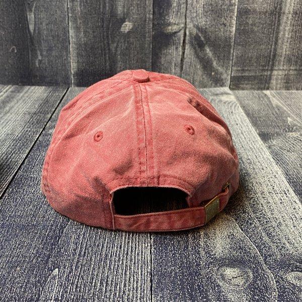 Woods & Sea Hat-PATRIOTS MM-RED