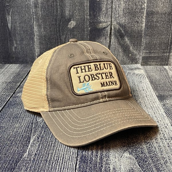 AHEAD The Blue Lobster Mesh Patch Ahead Hat