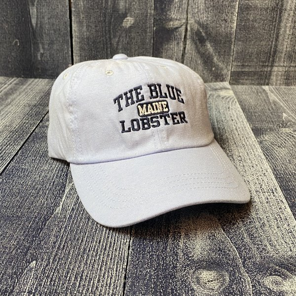 AHEAD The Blue Lobster Oxford Prep Hat