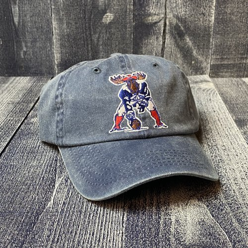 Woods & Sea HAT-PATRIOTS MM-BLUE