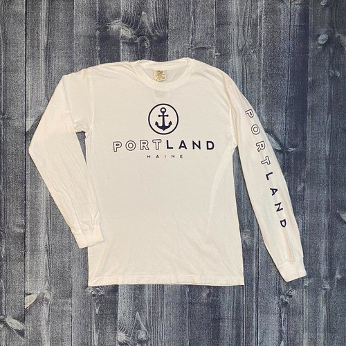 Out of Hand Graphics Perimeter Anchor Longsleeve T-shirt