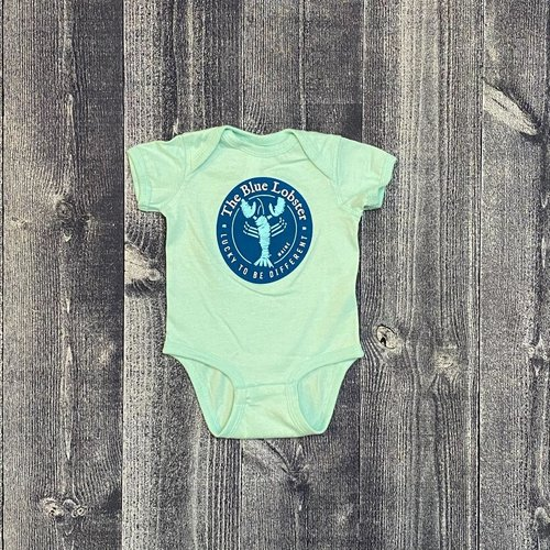 Planet Cotton The Blue Lobster Maine Onesies