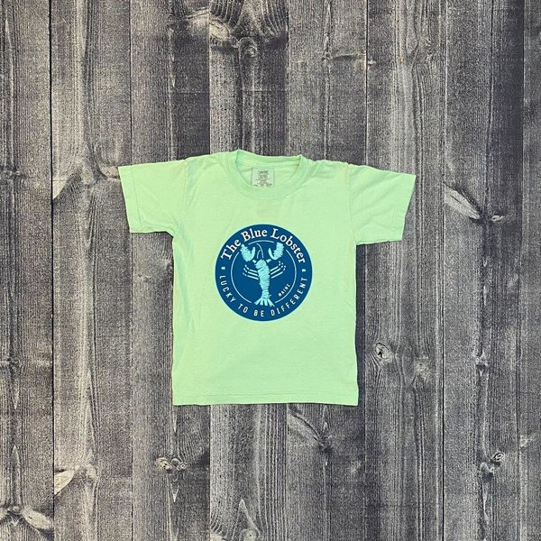 Planet Cotton The Blue Lobster Maine Youth T-shirt