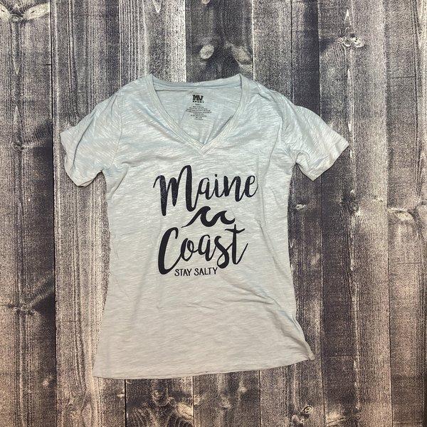 MV Vera Ringspun Maine Coast