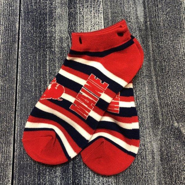FBF Sock-Lobster Sport Stripes