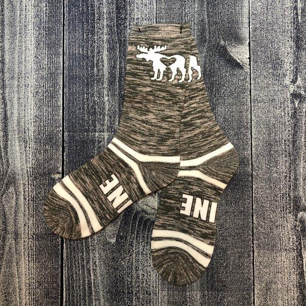FBF Sock-Cozy in Maine Moose