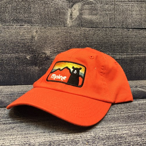 Bumwraps The Bear YOUTH Baseball Hat