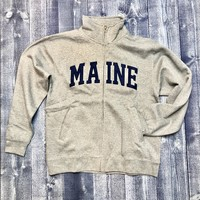 MV Maine Pro-Zip Sweatshirt