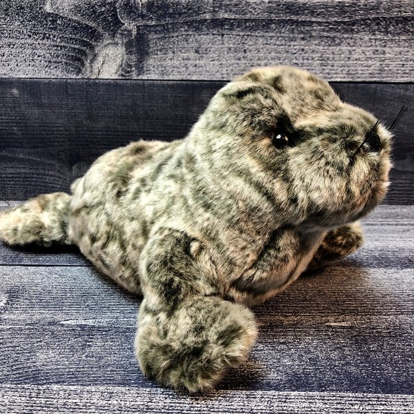 Douglas Toy Monk Seal Stuffed Animal