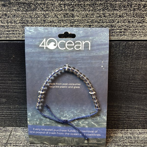 4 Ocean Signature Blue 4 Ocean Bracelet