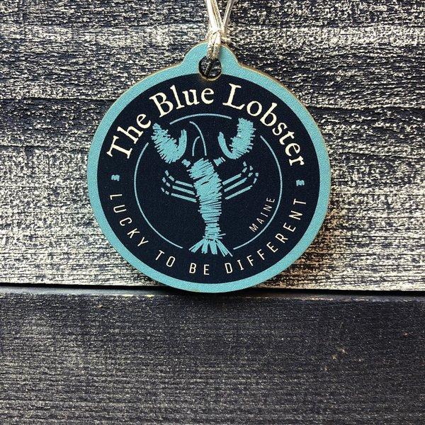 Entertainya The Blue Lobster Christmas Ornament