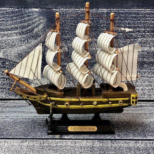 Chesapeake Bay The Constitution Replica Ship