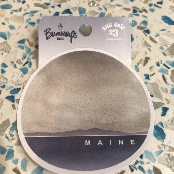 Bumwraps Shoreline Sticker