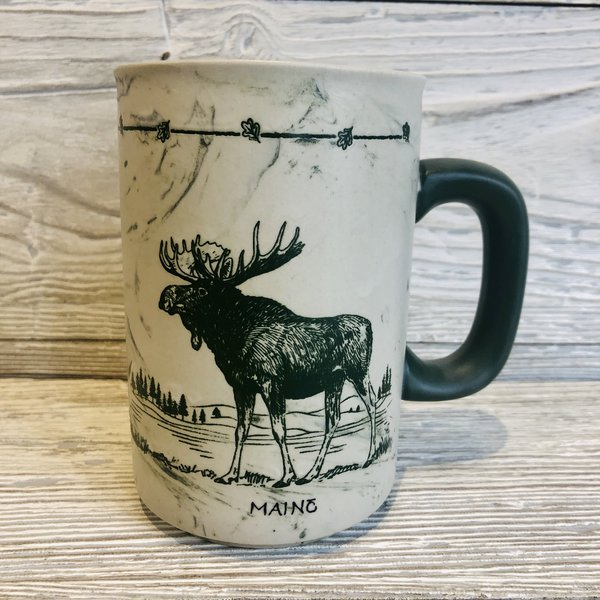 Cape Shore Sema Moose Mug