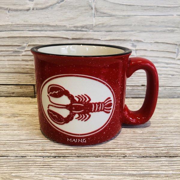 Cape Shore Lobster Camp Mug