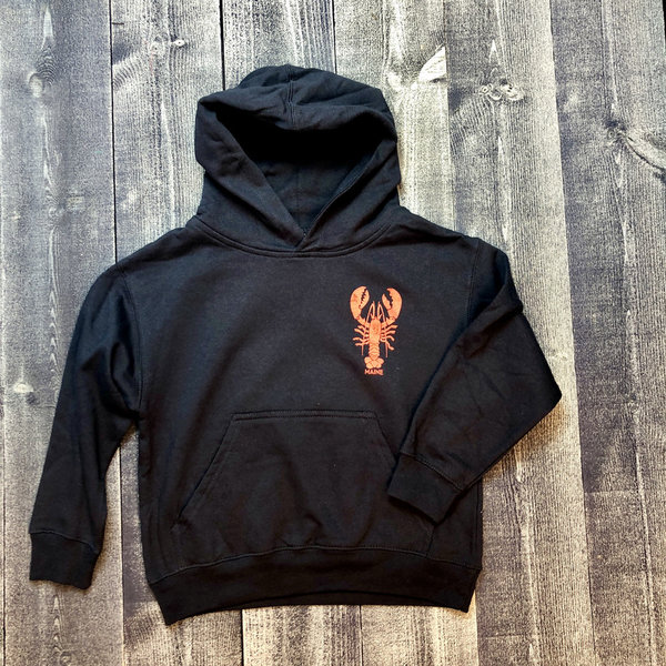 Woods & Sea Youth Giant Lobster Hoodie