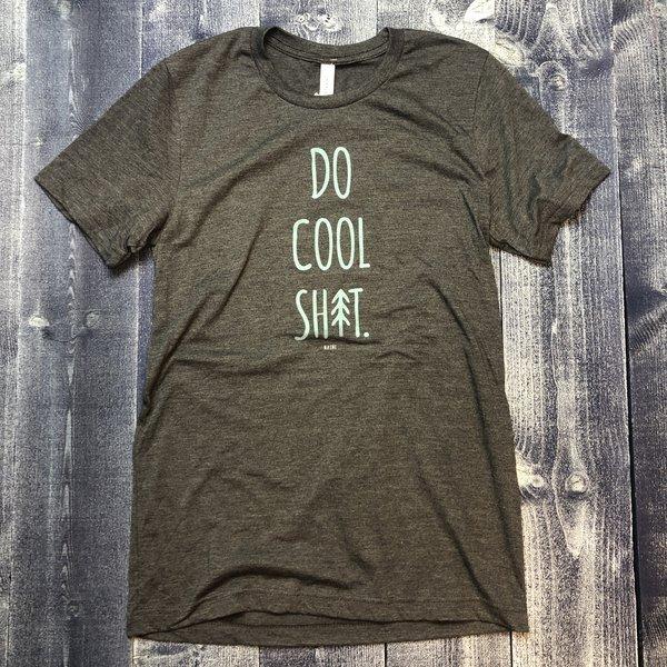 Bumwraps Do Cool Sh*t T-shirt