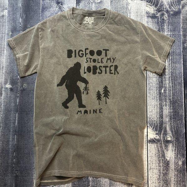 Lake Shirts Bigfoot Lobster T-shirt