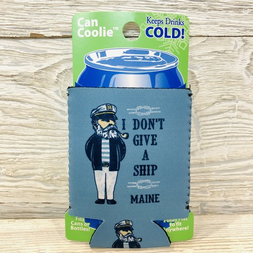 Entertainya I Don't Give A Ship Can Coozie