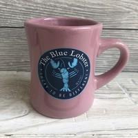 Entertainya The Blue Lobster Diner Mug Pink