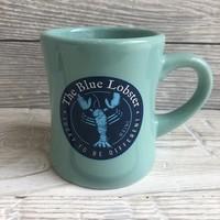 Entertainya The Blue Lobster Diner Mug Mint