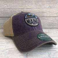 Legacy Legacy-Old Fav Trucker Maine Coast Split