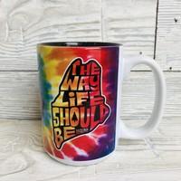Entertainya MU839 Groovin Maine Mug