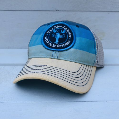 Legacy The Blue Lobster Legacy Striped Hat