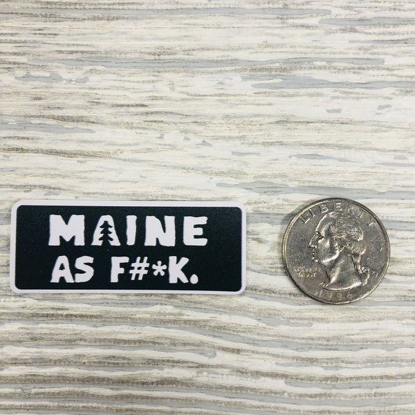 Bumwraps State AF-Mini Sticker