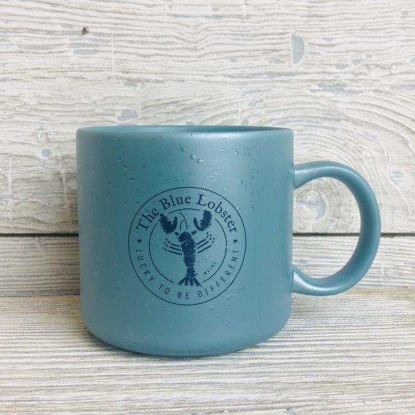 a&F The Blue Lobster Glamper Mug- Teal