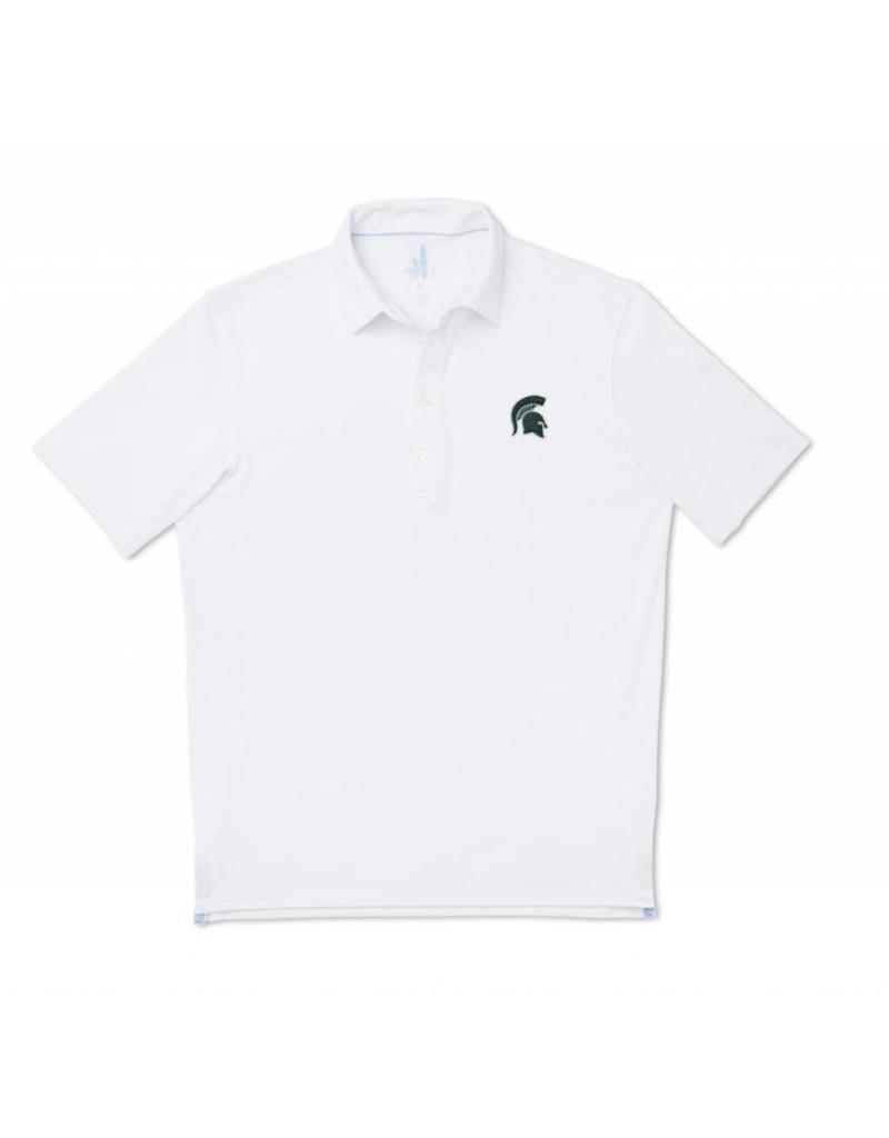 Johnnie-O Johnnie-O Michigan State Mashie Prep-Formance Polo-                  2 Colors Available!