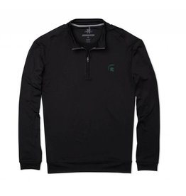 Johnnie-O Johnnie-O Michigan State Flex Prep-Formance 1/4 Zip Pullover
