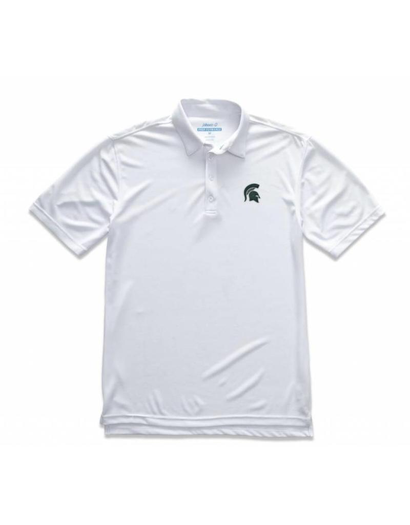 Johnnie-O Johnnie-O Michigan State Fairway Prep-Formance Polo