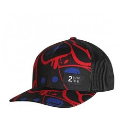 2UNDR 2UNDR Snap Back Hat - Bella Rock