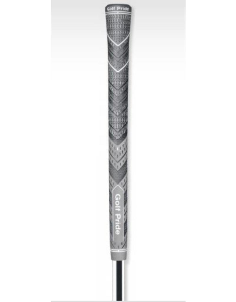 Golf Pride Golf Pride MCC +4 Midsize Grey and Black