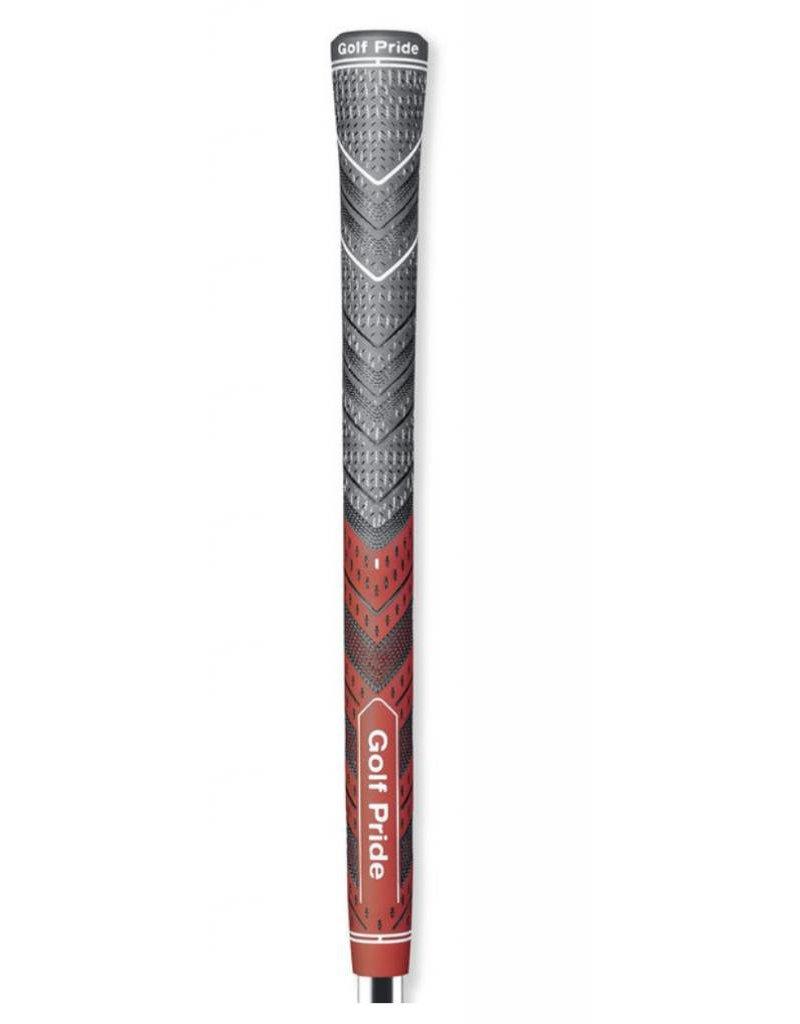 Golf Pride Golf Pride New Decade MCC - Red/Black - Standard GP30108R600